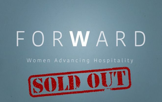 ForWard is Sold Out